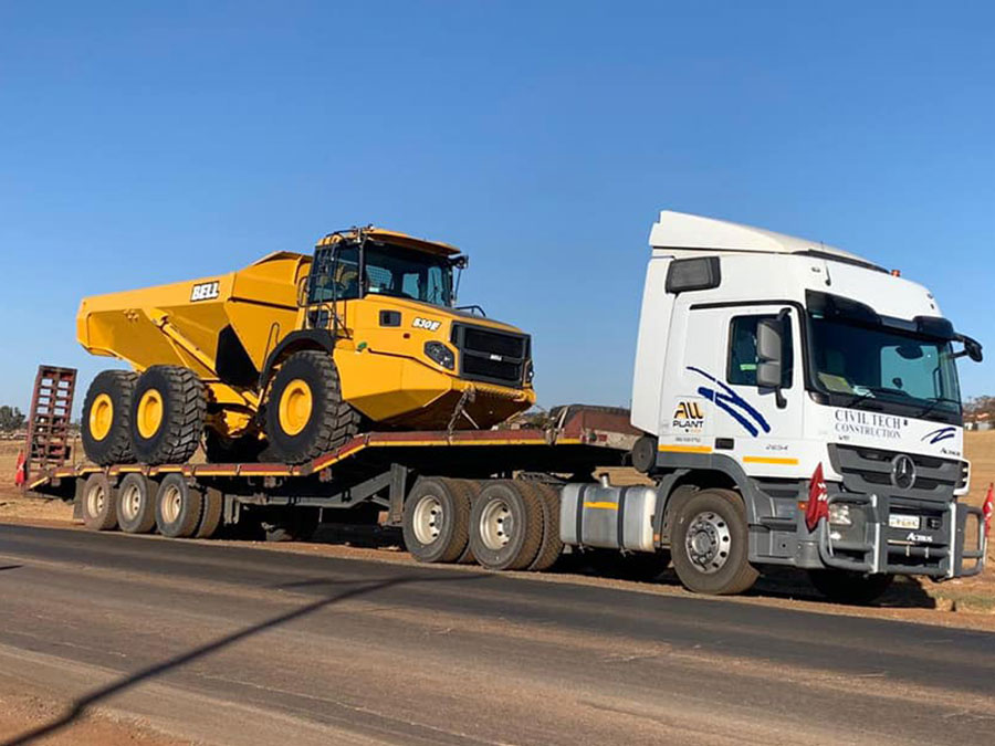New addition to the rental fleet   All Plant Hire Northern Cape & Western Cape