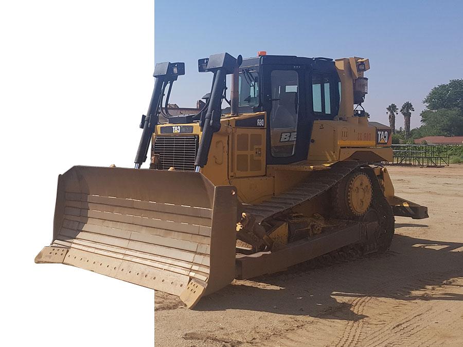 Bulldozers   Plant Hire   All Plant Hire Northern Cape & Western Cape