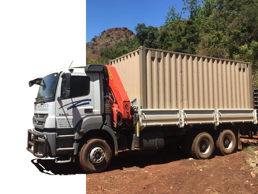 Crane Trucks   Plant Hire   All Plant Hire Northern Cape & Western Cape
