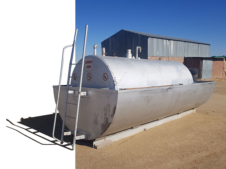 Diesel Tanks   Plant Hire   All Plant Hire Northern Cape & Western Cape