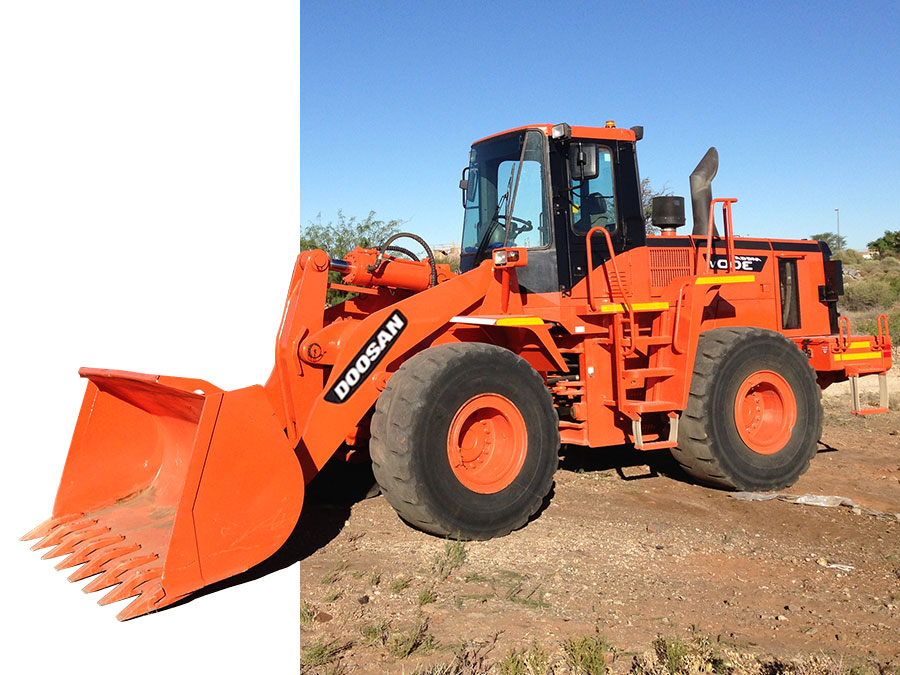 Front End Loaders   Plant Hire   All Plant Hire Northern Cape & Western Cape