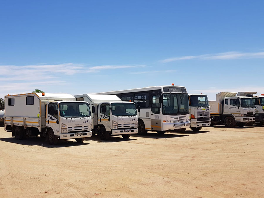 Transport Fleet   All Plant Hire Northern Cape & Western Cape
