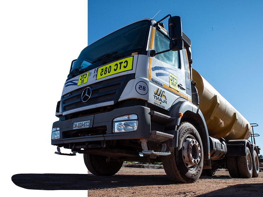 Water Trucks   Plant Hire   All Plant Hire Northern Cape & Western Cape